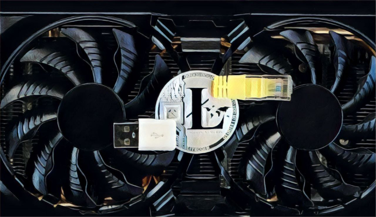 How is Produced Litecoin?