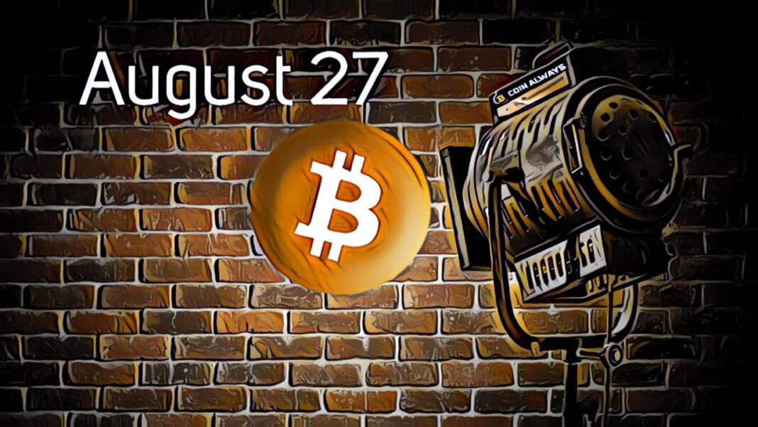 august 27 bitcoin