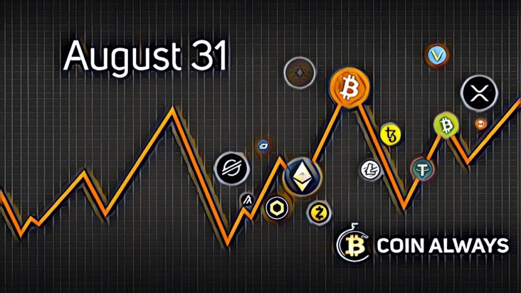 august 31 crypto