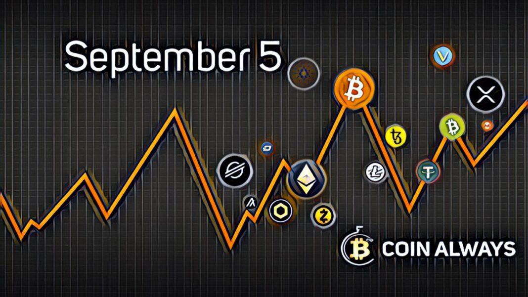september 5 crypto