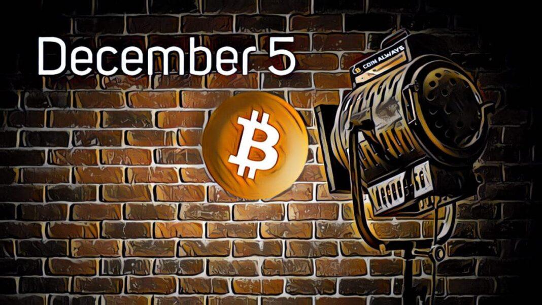 december 5 bitcoin